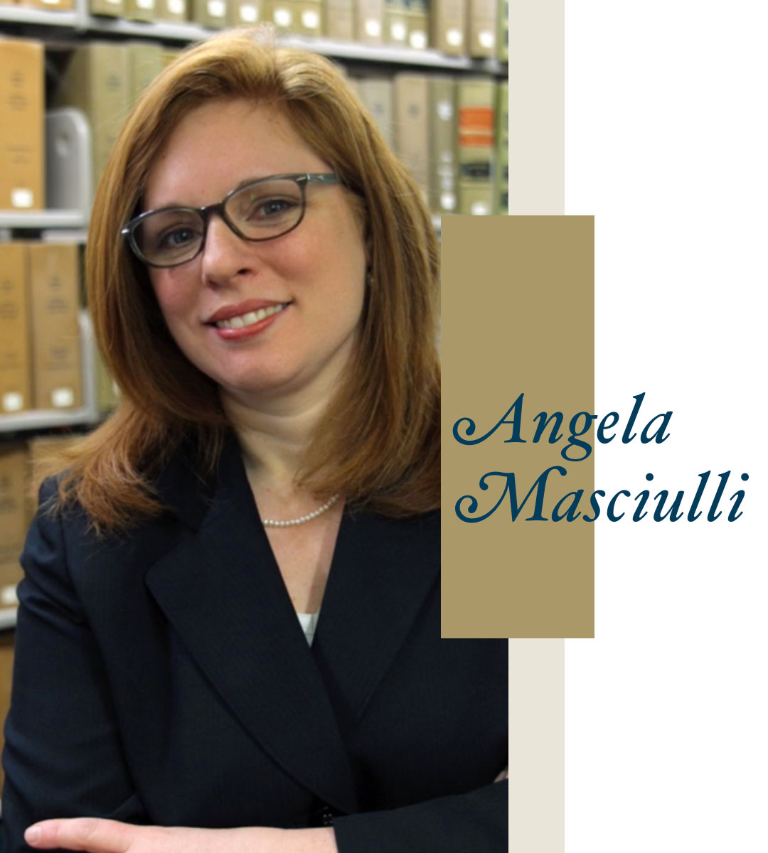Testimonial from Angela Masciulli