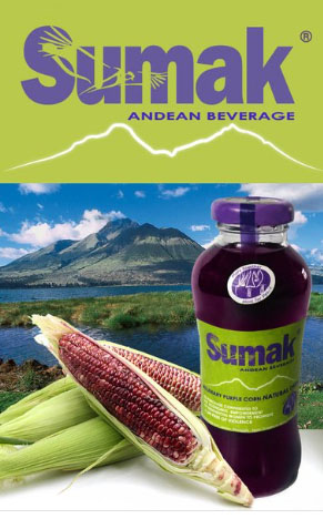 Sumak-an Andean Beverage and company startup created by Andrea Armas