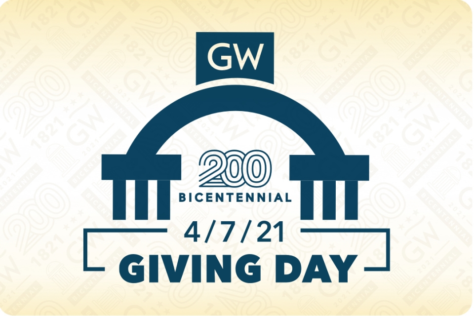 GW Giving Day 4/7/21