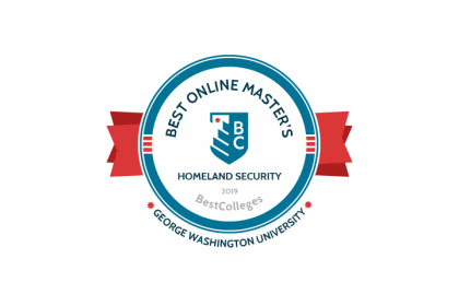 Best Online Master's Homeland Security 2019 BestColleges George Washington University