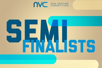 New Venture Competition Semi-Finalists