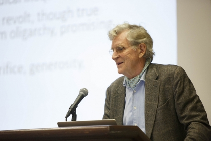 Dr. Robert Thurman, keynote speaker